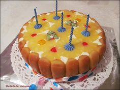"Tort ""Diplomat"" pentru Eric Cake, Desserts, Food, Tailgate Desserts, Deserts, Kuchen, Essen, Postres, Meals"