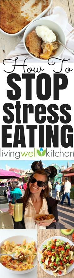 Five tips to help you interrupt the negative pattern of stress or emotional eating from @memeinge. These five ideas on How To Stop Stress Eating canhelp you make choices tohelp you relieve stress that don'tinvolve bingeing or feeling a loss of control.