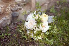 Wild and rustic bouquet - Cathy Martin Flowers Niagara Wedding Florist Gemini Photography Ontario #flowers