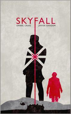 Skyfall. 007