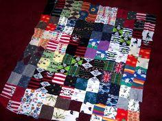 Socks Quilt - a what?!? | SwissCake