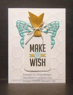 Debra Burgin Butterfly wishes