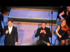 Mario Frangoulis -MARIA duet with George Perris (Live  in Herod Atticus Theatre 31 August 2012 - Greece) A song, tribute to Maria Callas.