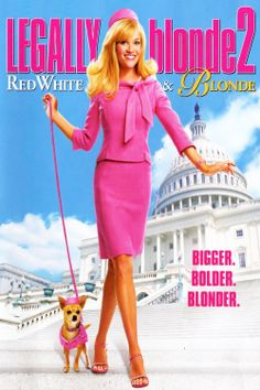 Legally Blonde 2: Red, White  Blonde (2003)