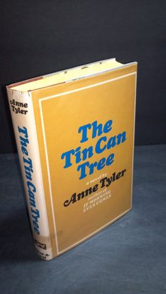 SignedThe Tin Can Tree by Anne Tyler by TheVintageVagabonds