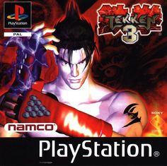 Tekken 3 (Platinum Range) Game for the Sony Playstation Buy Now from Fully Retro! Tekken 3, Mode Games, Jin Kazama, Free Pc Games, Pokemon, Playstation Games, Animation, Fighting Games, Video Game Console