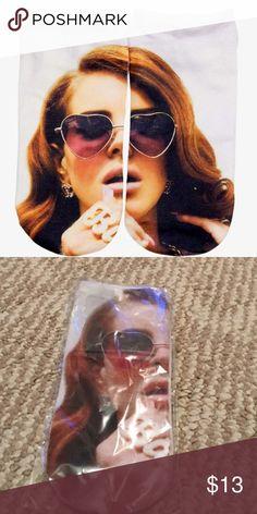 Lana Del Rey Socks New in package. Price firm. Accessories Hosiery & Socks