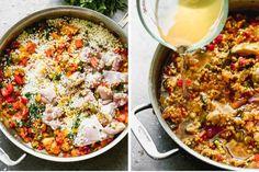 Spanish Paella Recipe - Tastes Better from Scratch Best Paella Recipe, Spanish Paella Recipe, Rice For Paella, Paella Easy, Seafood Paella, Vegetarian Paella, Beet Recipes, Soup Recipes, Healthy Cooking
