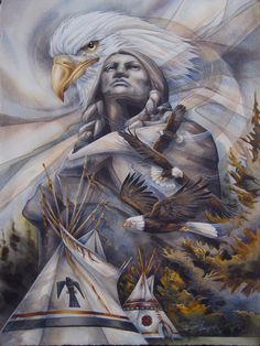 Oh Great Spirit, Whose voice I hear on the wind....