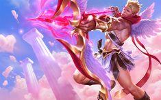 Download imagens Cupido, caracteres, arte, League Of Legends