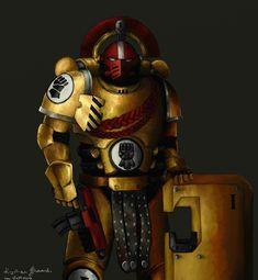Warhammer Art, Warhammer Fantasy, Warhammer 40000, Imperial Knight, Imperial Fist, Tyranids, Cartoon Art Styles, Space Marine, Military Art