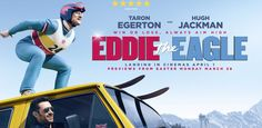 Dica de Filme para se inspirar - Eddie the Eagle | GAROTA EMPREENDE