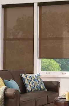 Learn all about window treatment ideas for your #hometheater here.