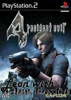 Download Leon with Solus Textures mod for the game Resident Evil 4. You can get it from LoneBullet - http://www.lonebullet.com/mods/download-leon-with-solus-textures-resident-evil-4-mod-free-41719.htm for free. All countries allowed. High speed servers! No waiting time! No surveys! The best gaming download portal!