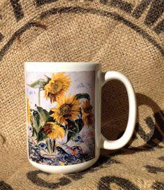 original mug ceramic by LynnNeuman on Etsy, $20.00