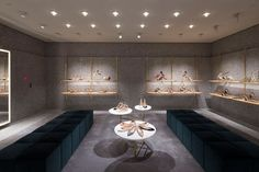 Valentino flagship store by David Chipperfield Architects, Tokyo – Japan » Retail Design Blog
