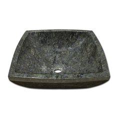 Polaris Sinks P758 Granite Vessel Sink