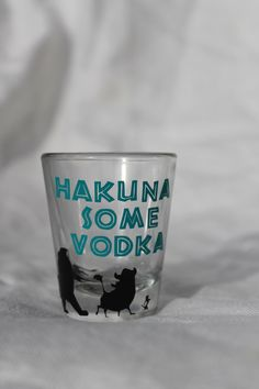 A personal favorite from my Etsy shop https://www.etsy.com/listing/264510966/disney-inspired-shot-glasses