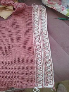 Gradient Baby Vest Making - Örgü El İşleri - Crochet Chain, Crochet Mittens, Crochet Gloves, Crochet Jacket, Crochet Stitches, Knit Crochet, Knit Cowl, Knit Picks, Look