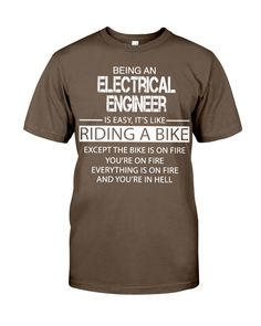 Electrical Engineer Girlfriend And Boyfriend Love, Amazing Girlfriend, Engineer Shirt, Perfect Gift For Dad, Best Friends For Life, Custom Printed Shirts, I Love Girls, Print Store, Shirts For Girls