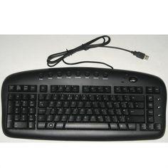 Tastiera per Mancini -  Left handed Keyboard