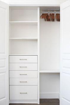 60 Best small bedroom closets images | Closet bedroom, Small ...