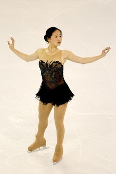 Caroline Zhang Photos Photos - 2012 Four Continents Figure Skating Championships - Day 2 - Zimbio