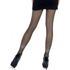 Giulia Maya 20 Denier Sheer to Waist Tights T-Band Slight Soft Sheen S-XL