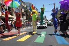 Coming up this winter is the Gay Festival in Tel Aviv! With it's mild winters by the beach, it's a great place to relax, party and explore one of the world's most Gay-friendly cities :)  #LGBTQ #Gayfriendly #TelAviv