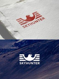 Skyhunter Logo Template