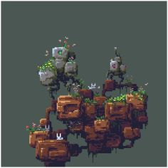 show us some of your pixel work: