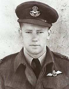 Military service of Ian Smith Air Force Uniforms, Ian Smith, Jock, Military Service, Royal Air Force, First World, Captain Hat, Portrait, Image