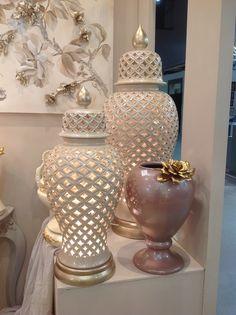 #vase #lamp #flower #decoration #panel HOMI Milano 2015