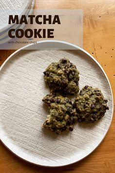 Yummy cookies for snack 😍 Matcha Cookies, Matcha Tea Powder, Traditional Bowls, Green Kale, Organic Matcha, Yummy Cookies, Healthy Drinks, Fun Desserts