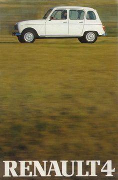 1980 Renault 4 brochure   NLKiosk