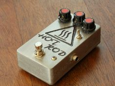 Sounds just as hot :) You can push that DIY boutiqe guitar effect pedal to its limits - it won't overheat. Your audience might.