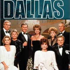 J.R. Ewing was the greatest villain on T.V.!  I loved him!