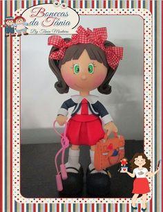 Boneca de Tania
