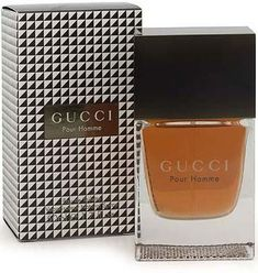 Gucci pour Homme Gucci cologne - a fragrance for men 2003...no other cologne like it
