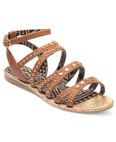 Jessica Simpson Shoes, Darielle Flat Sandals - Juniors Shoes - Shoes - Macys