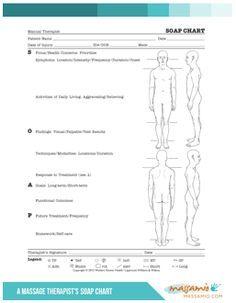 Free Printable Massage Intake Forms | Custom Massage Therapy ...