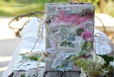 Фабрика декора: Садовый блокнот. Вдохновение с ПД Аллой Москаленко.