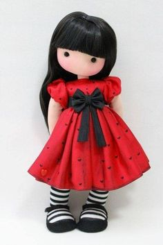 free diy doll pattern