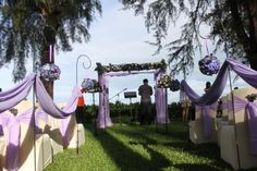 Flower Decorations ~ By: Trinity Events Enterprise http://www.wedding.com.my/category-florist-and-decorations/7