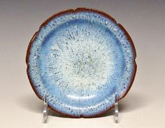 Buy online, view images and see past prices for Chinese Robin's Egg Blue Mottled Glaze Lobed Bowl. Invaluable is the world's largest marketplace for art, antiques, and collectibles. Pottery Plates, Ceramic Plates, Decorative Plates, Chinese Bowls, Earthenware, Terracotta, Jun, Glaze, Pots