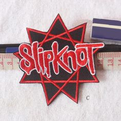 Heavy Metal Band Appliques Slipknot Band Patches / by RibbonHere