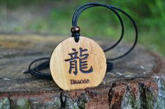 FREE SHIPPING  Dragon Necklace  Dragon Pendant  by TrendySnake