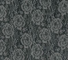 halloween spirit collection flocked lace organza black blackhalloween spirit collection flocked lace organza black - Halloween Lace Fabric