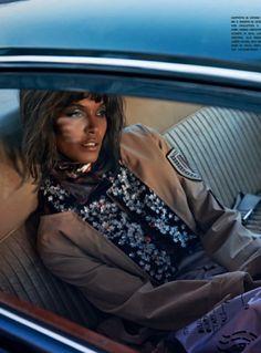 Liya Kebede by Yelena Yemchuk for Vogue Italia January 2014 _