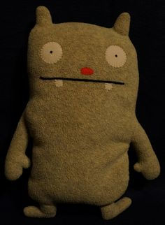 Uglydoll Handmade David Horvath and Sun Min - Jeero Original | Flickr - Photo Sharing!